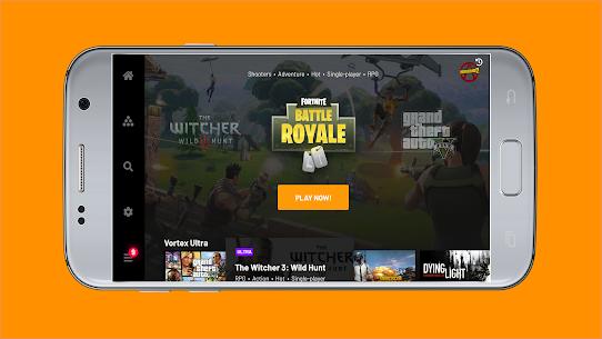 Vortex Cloud Gaming v1.5.0 MOD (Subscription Unlocked) 3