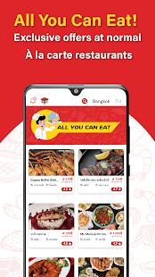 Hungry Hub - Thailand Dining Offer App 5.7.9 Screenshots 2