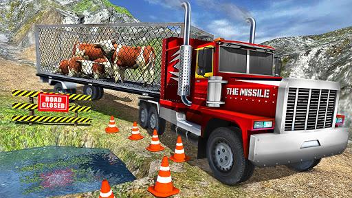 Offroad Farm Animal Truck Driving Game 2020 1.9 Screenshots 8