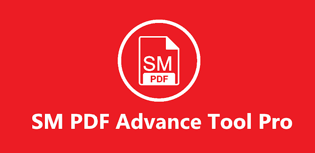 SM PDF Advance Tool For Android 1