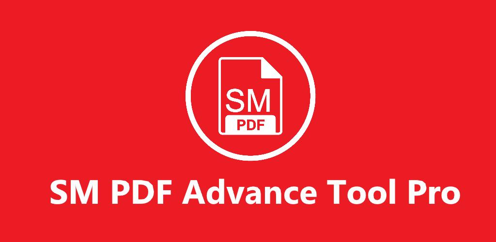 SM PDF Advance Tool  poster 0
