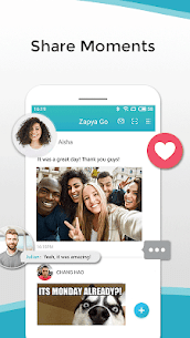 Zapya Go – Share File with Those Nearby and Remote 2.0.5 Apk 5