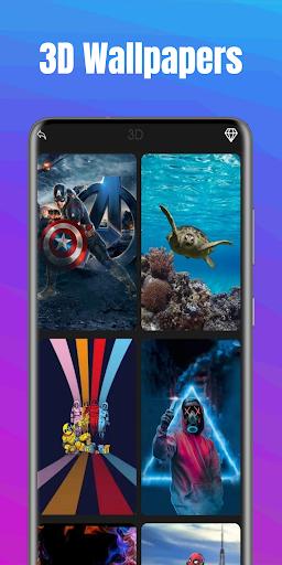 3D & Live Wallpapers 3.0 screenshots 2
