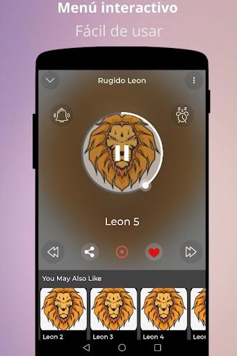 lion roar screenshot 2