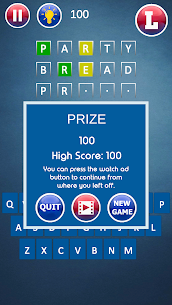 Lingo! – Word Game – 5-6-7 Letter 4