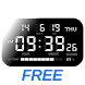 シンプルなデジタル時計 - デジタルクロック SHG2 無料版