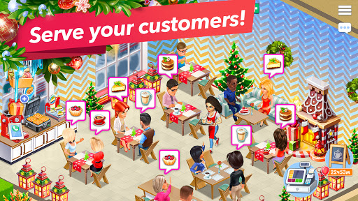 My Cafe u2014 Restaurant game 2021.1.2 screenshots 1