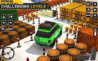 Car Driving Simulator 2020: Modern Car Parking 3d