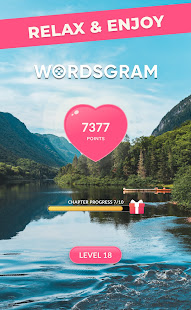 Wordsgram - Word Search Game & Puzzle