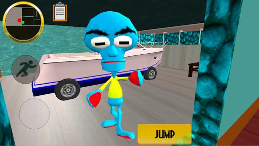 Squid. Sponge's Neighbor Expose screenshots 2