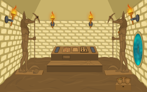 Escape Game Egyptian Rooms apkpoly screenshots 9
