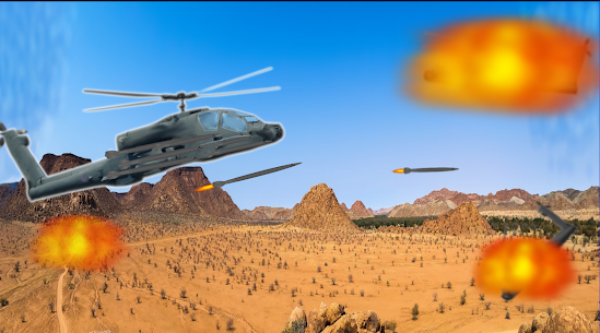 Helicopter Battle Online Hack Android & iOS 2