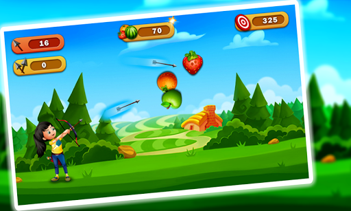 Fruit Shoot: Archery Master android2mod screenshots 2