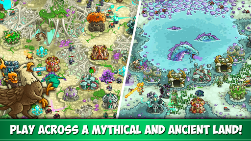 Kingdom Rush Origins - Tower Defense Game 4.2.33 screenshots 4