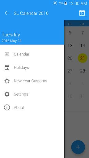 SL Calendar 2018 For PC Windows (7, 8, 10, 10X) & Mac Computer Image Number- 6