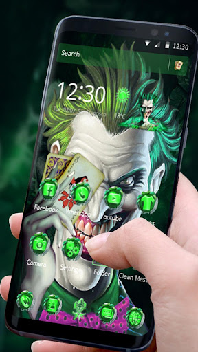 Psycho Joker Cool Theme 1.1.10 Screenshots 7