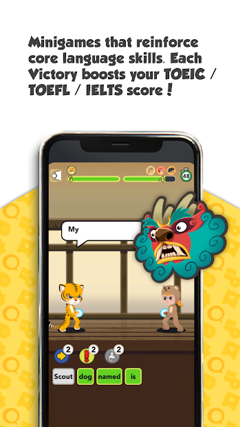 English Quest screenshot 1