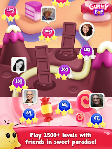Gummy Pop - Bubble Pop Games 3.6 screenshots 19