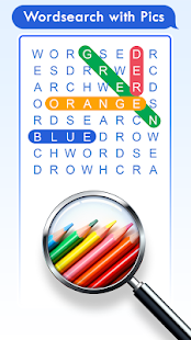 100 PICS Word Search Puzzles