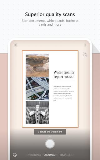 Microsoft Lens - PDF Scanner android2mod screenshots 9
