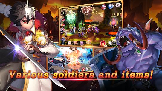 Rebirth Master MOD APK (MOD MENU/Soldier Coins) 9