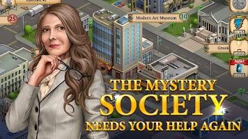 Relic Match 3: Mystery Society