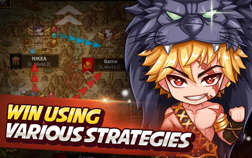 Gods' Quest : The Shifters 1.0.20 screenshots 5