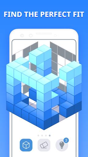 Isometric Puzzle - Block Game 1.0.6 screenshots 3