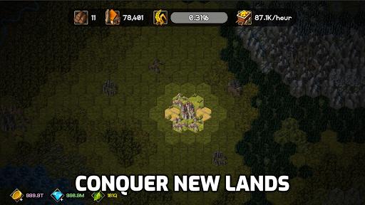 Auto Battles Online - PvP Idle RPG APK MOD (Astuce) screenshots 5