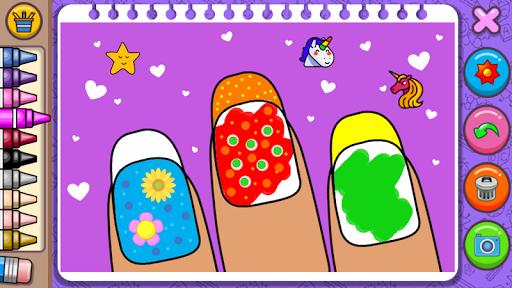 Princess Coloring Book & Games 1.44 screenshots 3