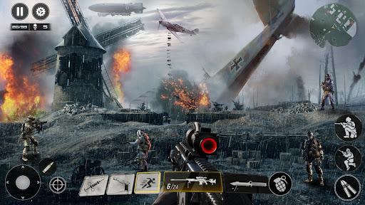 FPS Commando Shooting Games: Critical 3D Gun Games apktram screenshots 23