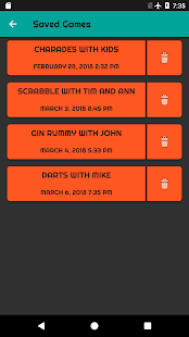 ScoreKeeper - points & score keeper for all games