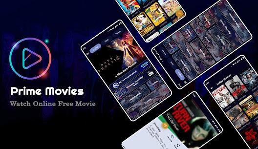 Prime Movies : Free HD Movies 2021 MOD APK (Free Premium) 1