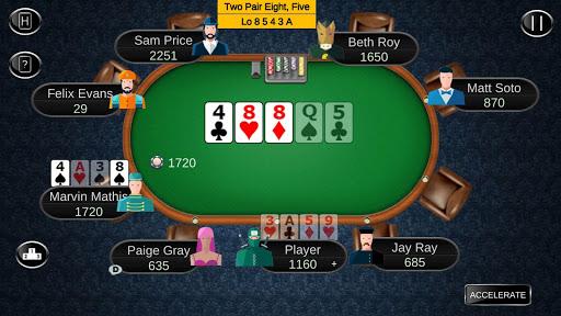 Offline Poker - Tournaments screenshots 5