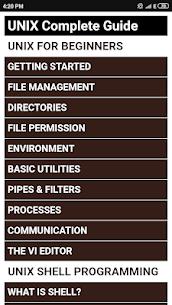 UNIX Complete Guide 1