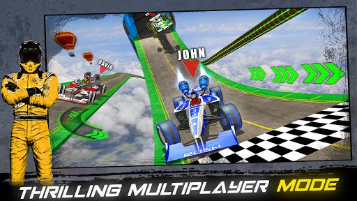 Impossible Formula Jet Car Racing Stunts  screenshots 12