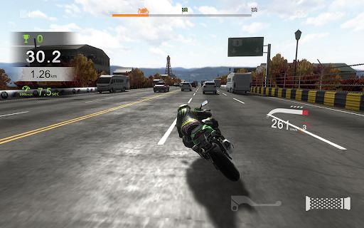Real Moto Traffic Apkfinish screenshots 4