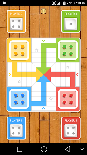 Ludo Offline Multiplayer AI 1.1.2 screenshots 2
