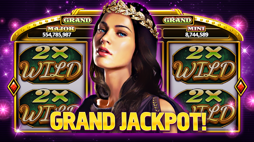 Grand Jackpot Slots - Free Casino Machine Games Apkfinish screenshots 14
