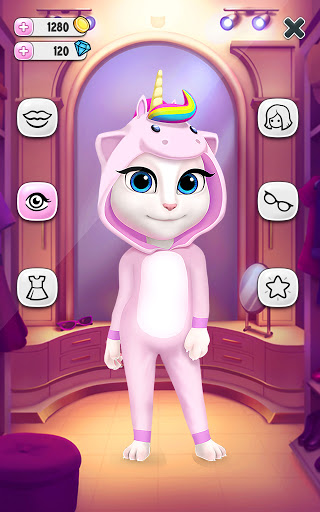 My Talking Angela 5.2.0.1482 screenshots 8