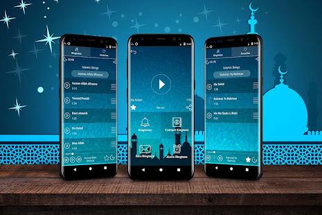 Famous Islamic Songs & Nasheeds & Ringtones 2020 1.3 Screenshots 3