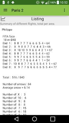 Archery Score Demoのおすすめ画像3