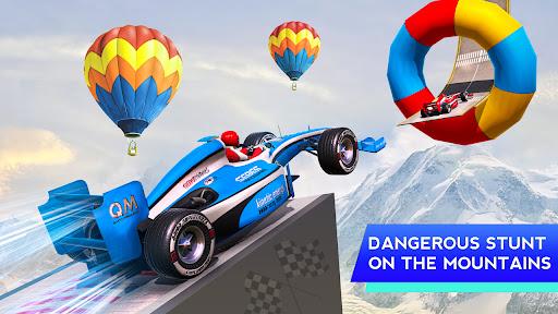 Formula Car Stunts Game 2021  screenshots 1