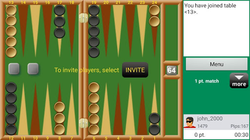Backgammon Club  screenshots 1