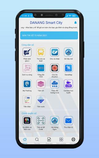 Danang Smart City android2mod screenshots 1