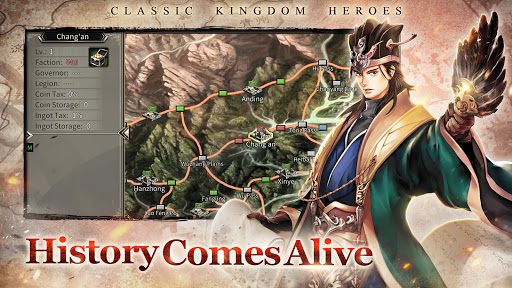 Kingdom Heroes M  screenshots 8