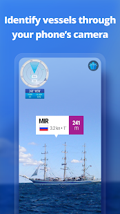 MarineTraffic - Ship Tracking Screenshot