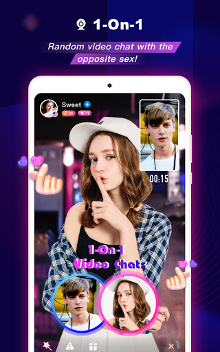 FaceCast:Make New Friends, Chat & Meet, Livestream android2mod screenshots 21