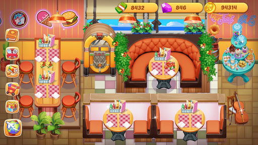 Cooking Life: Crazy Chef's Kitchen Diary 1.0.6 screenshots 9
