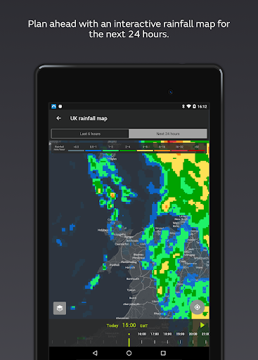 Met Office Weather Forecast 2.3.1 Screenshots 16